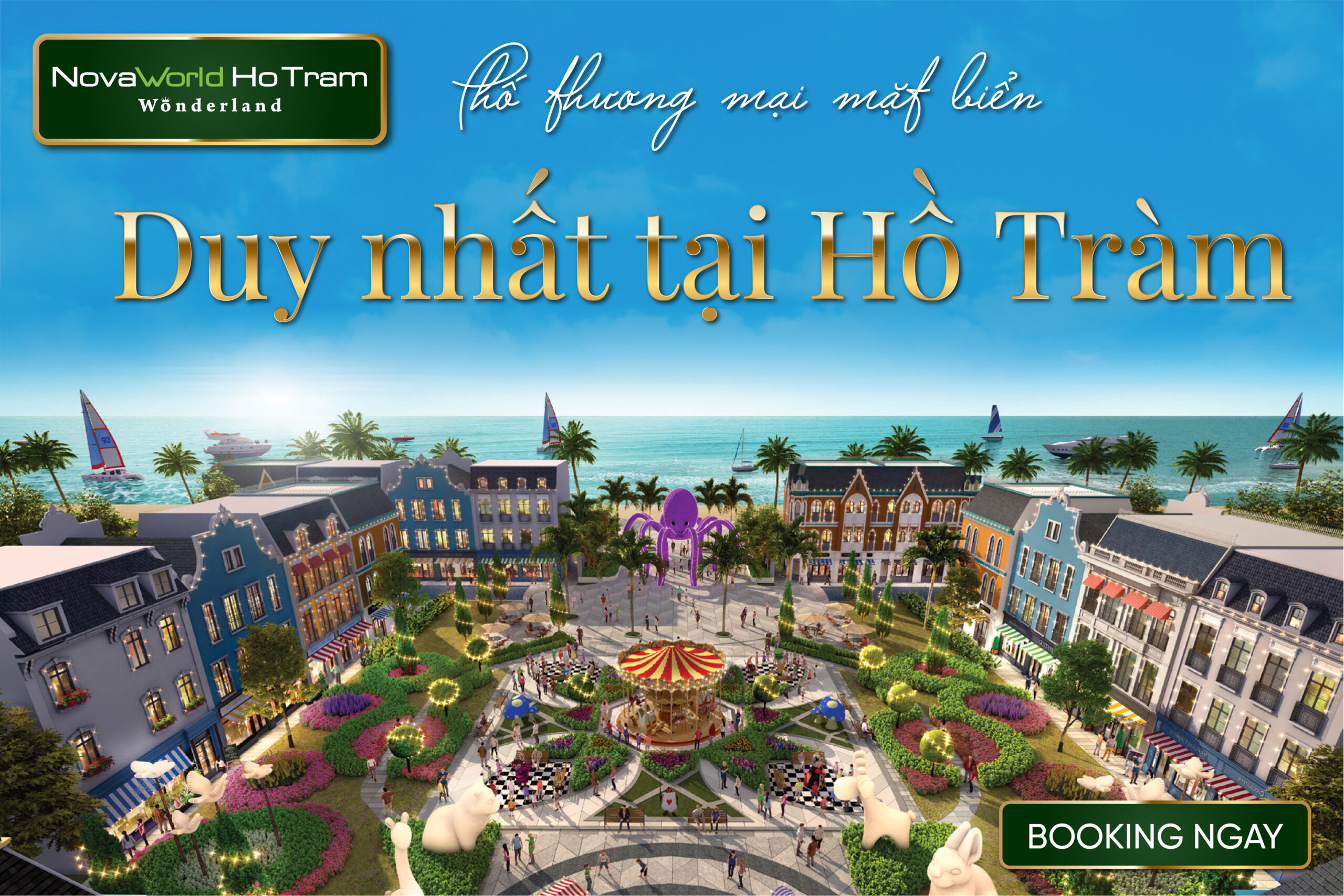 Nova World Hồ Tràm Wonderland